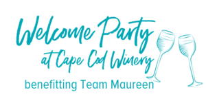 ZOOMA Cape Cod Welcome Party benefiting Team Maureen